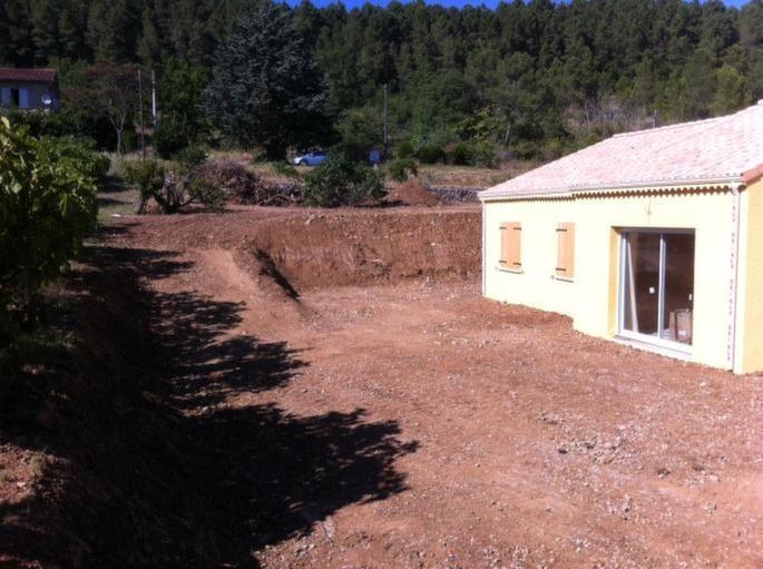 Ard che assainissement sarl terrassement for Amenagement exterieur maison individuelle